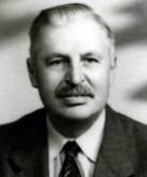 Alexandre Schaumasse - Alexander Schaumasse in 1920