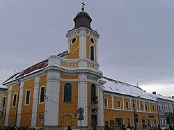 Schimbarea la Fata (Transfiguration) Cathedral, Cluj-Napoca.jpg