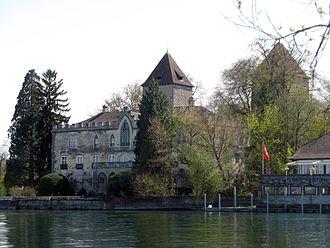 Gottlieben - Gottlieben Castle