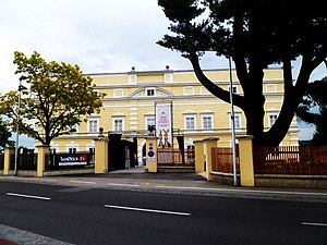 Mattighofen - Mattighofen palace