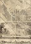 100px schmettau plan de la ville de berlin 1750