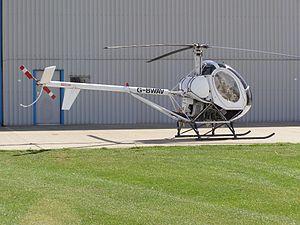 Schweizer Aircraft - Schweizer S269C