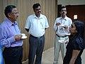 Science Career Ladder Workshop - Indo-US Exchange Programme - Science City - Kolkata 2008-09-17 01312.JPG