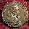 Scuola romana, medaglia di innocenzo IX, 1591.JPG