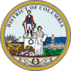 Official seal of Колумбия эргинэDistrict of Columbia
