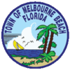 Official seal of Melbourne Beach, Florida