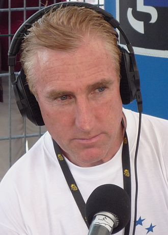 Paris–Nice - Sean Kelly (pictured in 2009) won Paris–Nice seven consecutive times from 1982 to 1988.