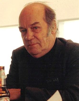 Al Hansen - Al Hansen, 1994 in San Francisco