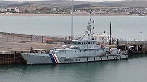 HMC Searcher - Image: Searcher Border Force ship (cropped)