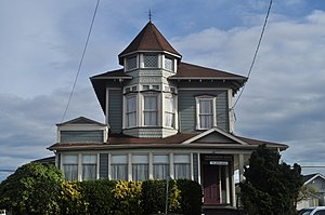 Beacon Hill, Seattle - The Turner-Koepf House is on the National Register of Historic Places.