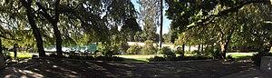 Volunteer Park (Seattle) - Volunteer Park Reservoir, 2015