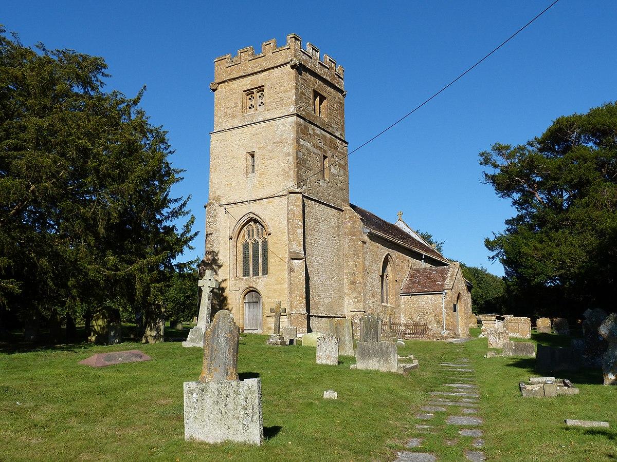 Church of St Mary, Seavington St Mary - Wikipedia
