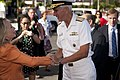 Secretary Clinton With Admiral Locklear at Pacific Islands Forum (7902992306).jpg