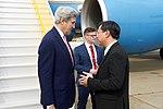 Secretary Kerry Arrives in Ho Chi Minh City (31904624790).jpg