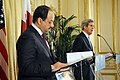 Secretary Kerry Delivers Remarks With Foreign Minister Khalid bin Mohammad al-Attiyah of Qatar (11914258845).jpg