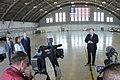 Secretary Pompeo Addresses the Media at CENTCOM (48092606867).jpg