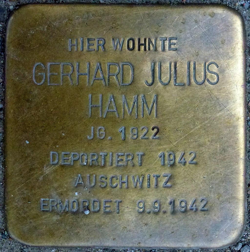 Gerhard Julius Hamm