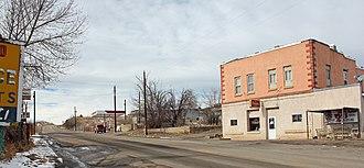 Colorado State Highway 12 - Image: Segundo, Colorado
