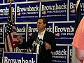 Sen. Sam Brownback opens Iowa office (513736240).jpg