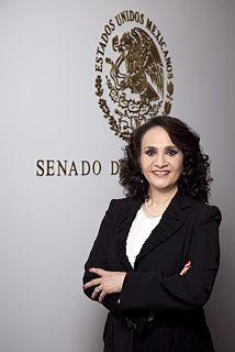 Dolores Padierna Mexican politician