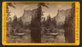 Sentinel Rock, 3270 ft. high. From Merced River, by E. & H.T. Anthony (Firm).png