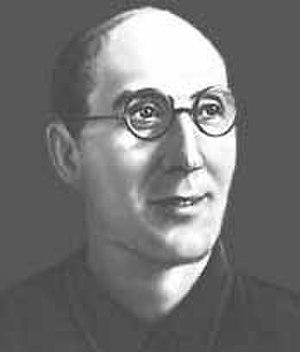Sergei Tretyakov (writer) - Sergey Mikhailovich Tretiakov