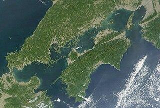 Setouchi region Region