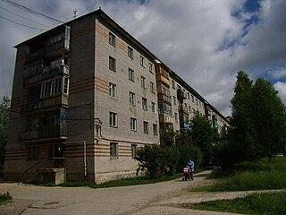 Severoonezhsk Urban-type settlement in Arkhangelsk Oblast, Russia