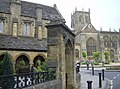 Sherborne Abbey and almshouses - geograph.org.uk - 438168.jpg