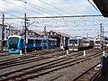 Shizuoka Railway Naganuma Depot 20160321.jpg