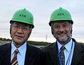 Shoji Nagamiya and Piermaria Oddone 200611.jpg