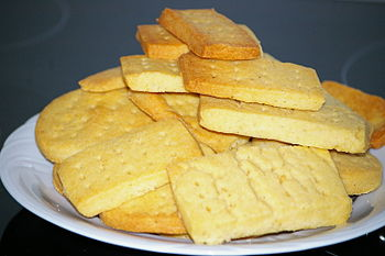 English: Shortbread