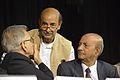 Shyamal Kumar Sen Talks with Biswatosh Sengupta and Prantosh Sengupta - Kolkata 2017-01-27 3716.JPG