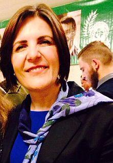 Sibel Siber Turkish Cypriot female politician