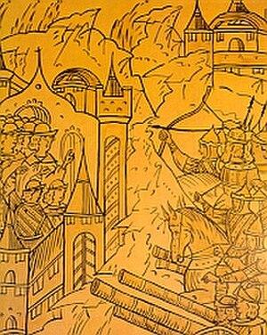 Siege of Smolensk (1514) - Siege of Smolensk