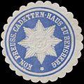 Siegelmarke K.Pr. Cadetten-Haus zu Bensberg W0370729.jpg