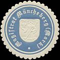 Siegelmarke Magistrat Müncheberg-Mark W0349319.jpg