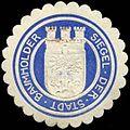Siegelmarke Siegel der Stadt Baumholder W0310288.jpg