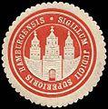 Siegelmarke Sigillum Judicii Superioris Hamburgensis W0309612.jpg