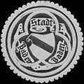 Siegelmarke Stadt Baden-Baden W0348126.jpg