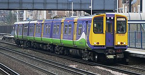 Silverlink - Image: Silverlink 313122 at Kensington Olympia 03crop