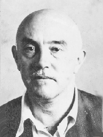 President of the League of Communists of Yugoslavia - Image: Sima Marković 1938