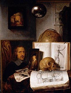 Simon Luttichuijs - Still Life with a Skull - WGA13795.jpg