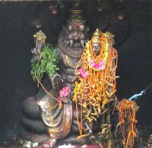 Padalathri Temple - Image: Singaperumalkovil 5 Copy