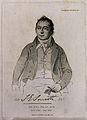 Sir James Edward Smith. Line engraving by P. Audinet, 1828. Wellcome V0005494.jpg