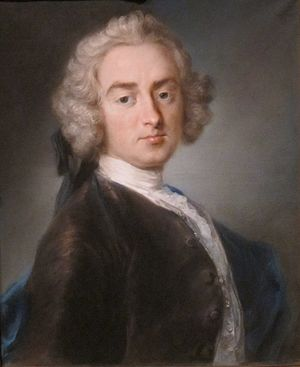 Sir James Gray, 2nd Baronet - Sir James Gray, Second Baronet by Rosalba Carriera, Getty Center