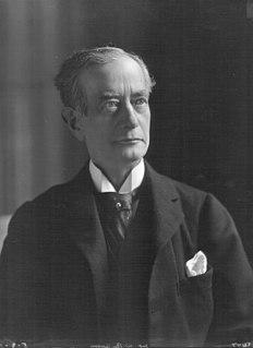 Sir William Anson, 3rd Baronet 19th/20th-century British politician