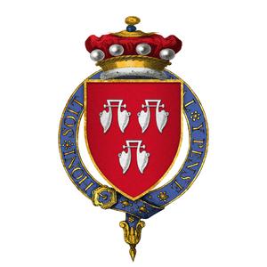 William de Ros, 6th Baron de Ros - Image: Sir William de Ros, 6th Baron Ros, KG