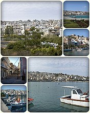 A collage of Sitia.