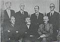 Sitting Rizo Rizov, Krastyo Germov Alexandar Martulkov Standing Dimitar Popevtimov, Anastas Mitrev, Panko Brashnarov, Pavel Shatev.jpg